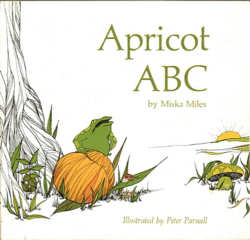 Apricot ABC by Miska Miles | biblicalhomeschooling.org