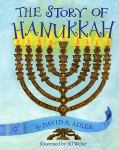 The Story of Hanukkah by David A. Adler | biblicalhomeschooling.org