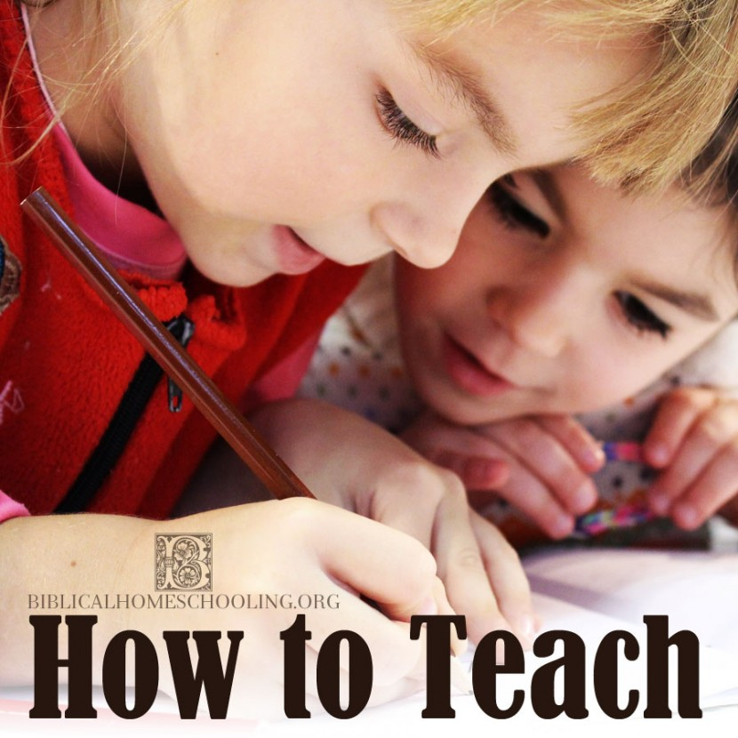 how-to-teach