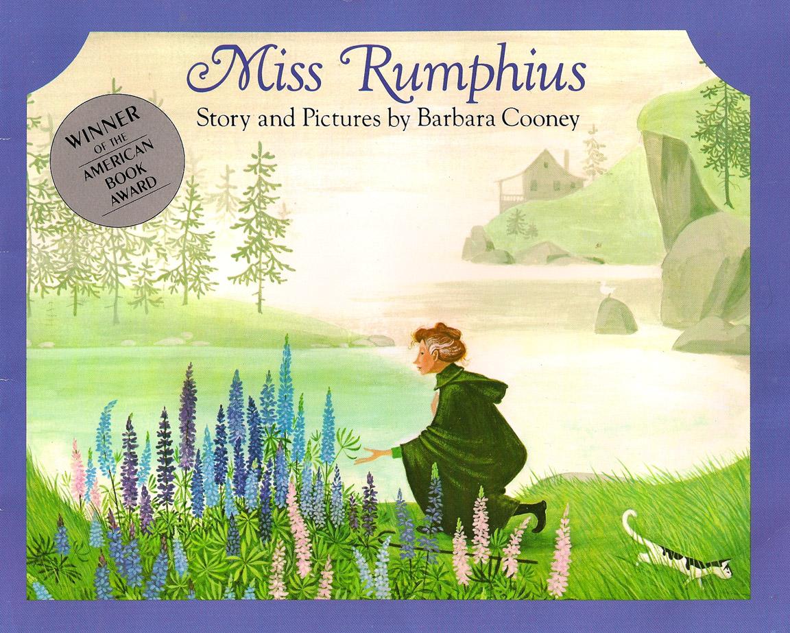Miss Rumphius by Barbara Cooney | biblicalhomeschooling.org