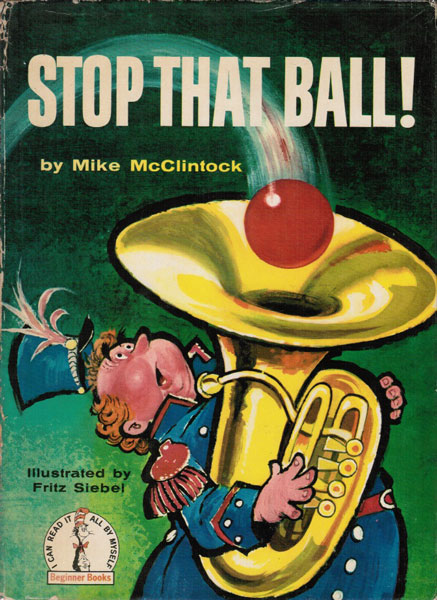 Stop That Ball! by Mike McClintock | biblicalhomeschooling,org