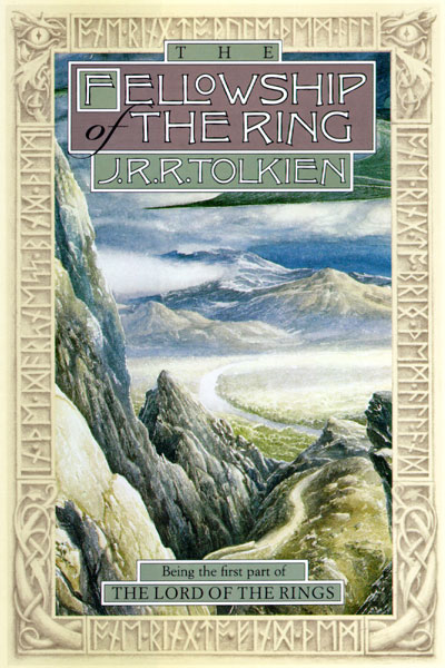the fellowship of the ring by j. r. r. tolkien | on good books: fantasy and the test of true | biblicalhomeschooling.org