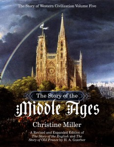 The Story of the Middle Ages by Christine Miller | biblical homeschooling at alittleperspective.com