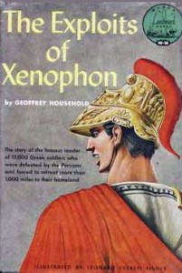 the exploits of xenophon by geoffrey household | world landmark books