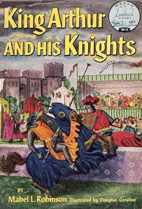King Arthur and His Knights by Mabel L. Robinson | biblical homeschooling at alittleperspective.com