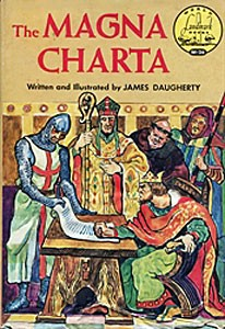 The Magna Charta by James Daugherty | biblical homeschooling at alittleperspective.com